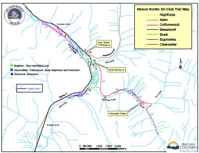 Trail Map 2020