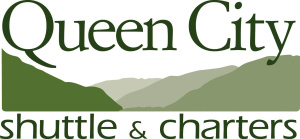 Queen City Shuttle logo
