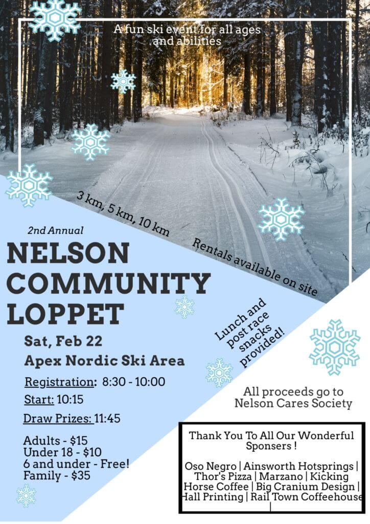 Nelson Community Loppet