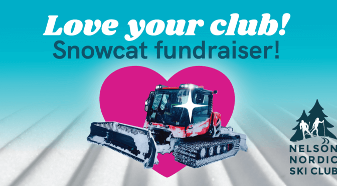 LOVE YOUR CLUB! GROOMING MACHINE FUNDRAISER!