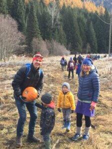 Annual Pumpkin Hunt @ Nelson Nordic Ski Club